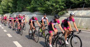 Rennrad fahren für Frauen